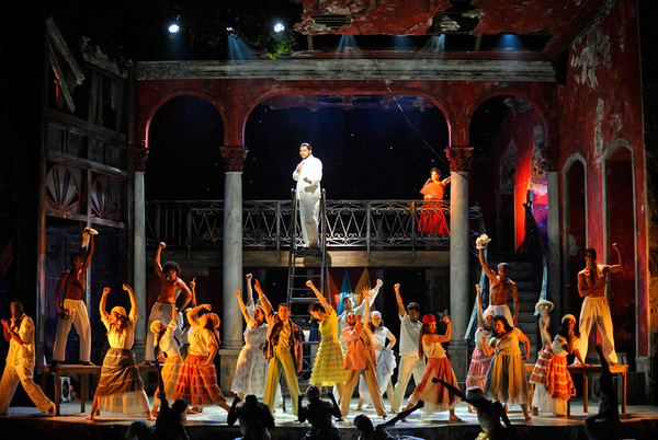 Photo Flash: First Look at CARMEN in Paris Adapted by HAMILTON's Alex Lacamoire