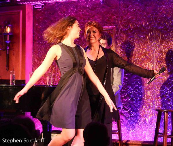 Emily Mechier & Donna McKechnie