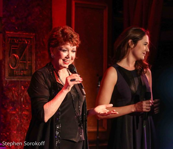 Donna McKechnie & Emily Mechier