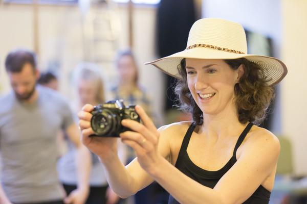 Photos: Sneak Peek at RUNNING WILD in Rehearsal at Regent's Park Open Air Theatre