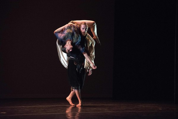 Photo Flash: Robert Fairchild and More Perform in NYC Dance Alliance Foundation Benefit DESTINY RISING