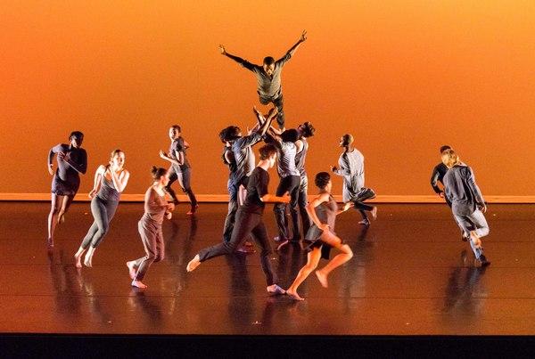 Conservatory Dance Company (of Point Park University)