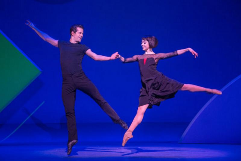 Magnifique! Original Broadway Stars Robert Fairchild & Leanne Cope Will Lead AN AMERICAN IN PARIS in London