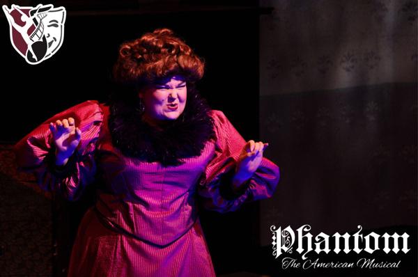 Photo Flash: First Look at PHANTOM at Manatee Performing Arts Center
