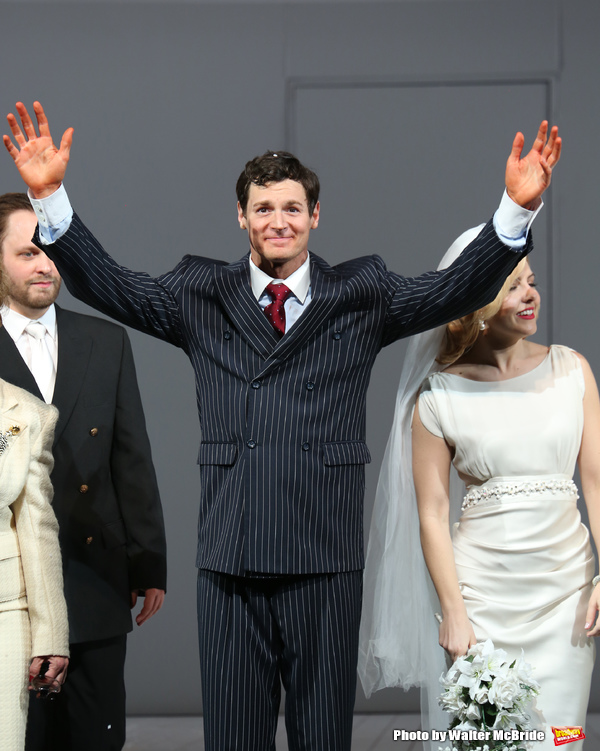 Photo Coverage: AMERICAN PSYCHO Begins Its Broadway Killing Spree- Inside the Opening Night Bows!