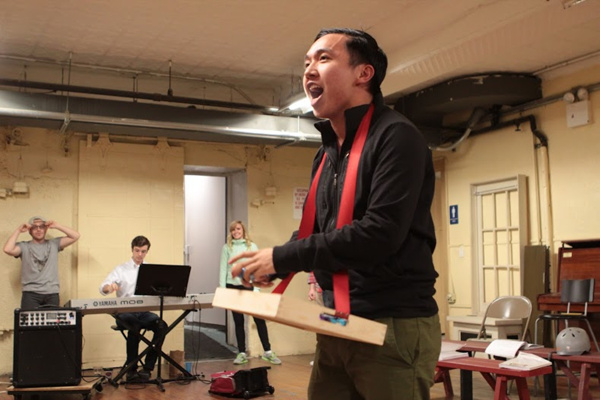 Photo Flash: Inside Rehearsal for APAC's THE 25TH ANNUAL PUTNAM COUNTY SPELLING BEE
