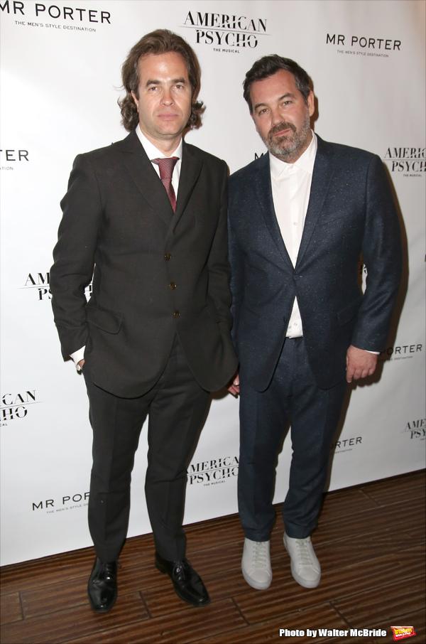 Rupert Goold and Duncan Sheik