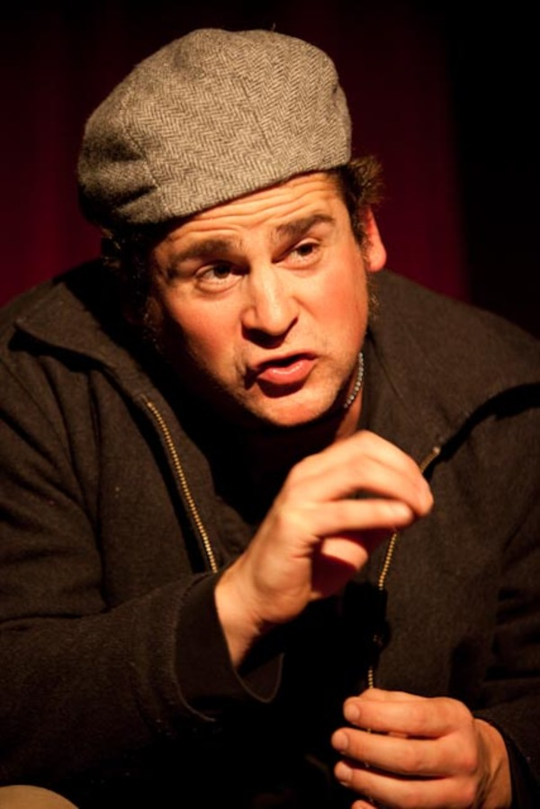 Photo Flash: First Look at Jonah Weston in Action Talks Productions' THE DEVIL AND BILLY MARKHAM