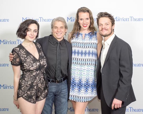 Hannah Corneau, Alex Sanchez, Jen Donohoo, Austin Lesch Photo