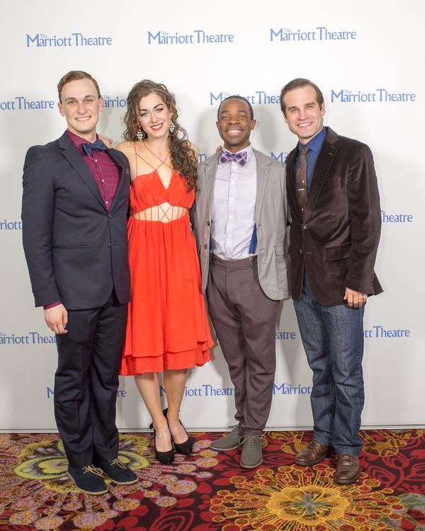 Josh Kohane, Eliza Palasz, Sayiga Eugene Peabody, Jameson Cooper Photo