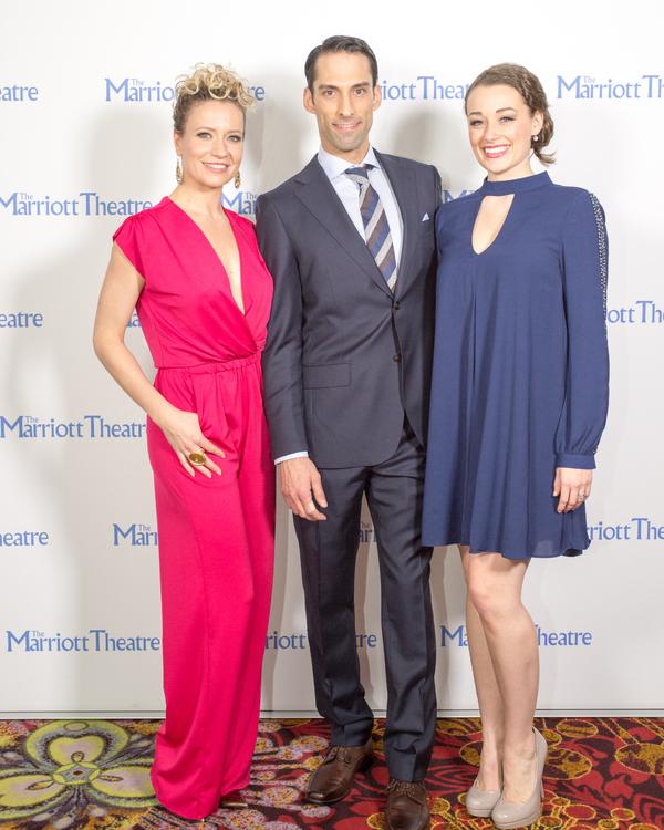 Photo Flash: Go Inside Opening Night of EVITA at Marriott Theatre!
