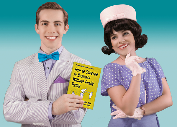 Photo Flash: Meet the Cast of 'HOW TO SUCCEED' at Rivertown Theaters