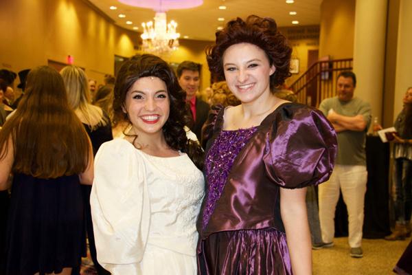 Sophia Masterson and Anna Grace Robinette Photo