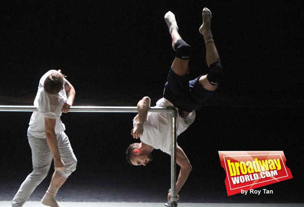 BalletBoyz – LIFE by Javier de Frutos