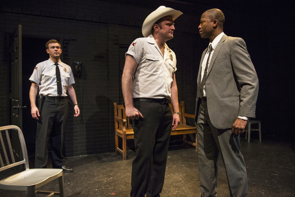 Photo Flash: First Look at Shattered Globe's IN THE HEAT OF THE NIGHT