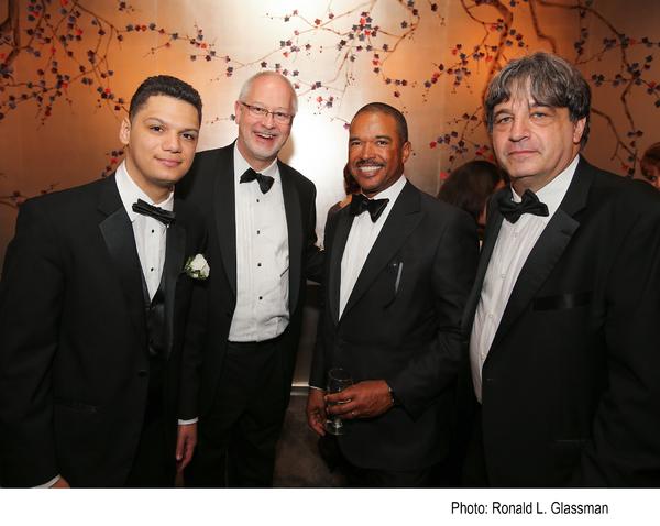 John Lawton, Chuck Chaplin, Rich Sokolow Photo