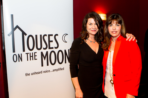 Photo Flash: Inside Houses on the Moon Theater Company's Annual Benefit AMPLIFY