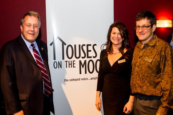 Daniel Dromm, Emily Weiner and Jeffrey Solomon