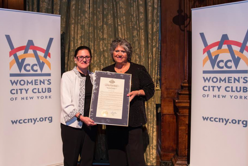Photo Flash: Women's City Club Celebrates 100 Years of Activism at 2016 Civic Spirit Awards Dinner