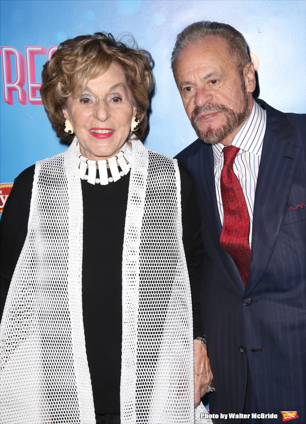 Fran Weissler and Barry Weissler