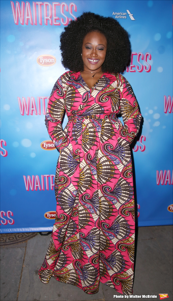 Photo Coverage: Take a Taste of WAITRESS' Opening Night After Party with Jessie Mueller & More!
