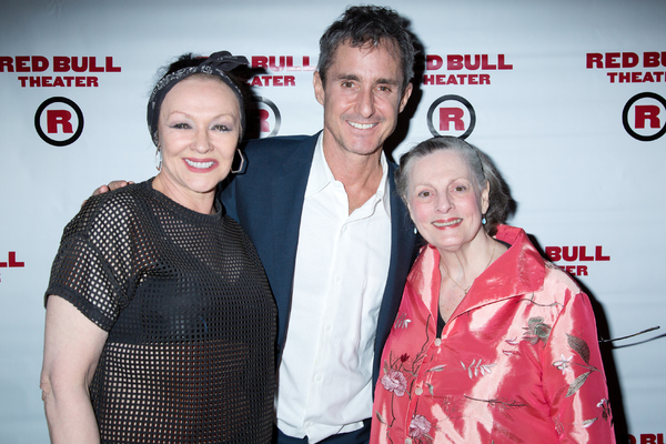 Frances Barber, Marc Vietor, Dana Ivey