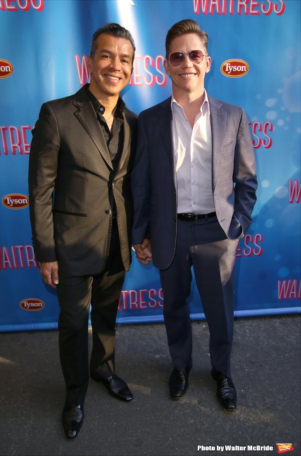Sergio Trujillo and Jack Noseworthy