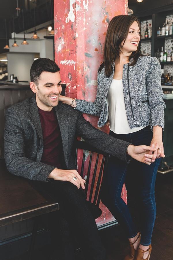 Zak Resnick and Margo Seibert