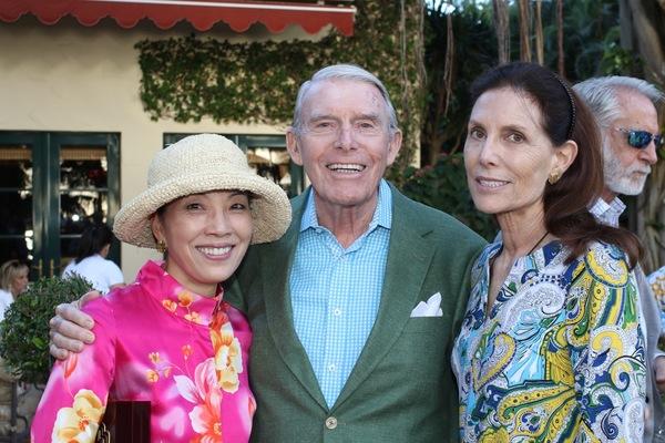Christine Aylward, Dr. John Murray, Jean Matthews