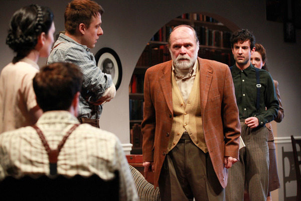 Photo Flash: First Look at Midwest Premiere of A SPLINTERED SOUL at Stage 773