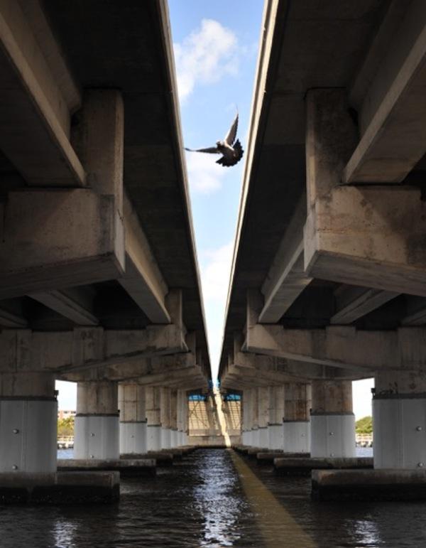 """RUNNER-UP Jeffrey Langlois â€"""" Lake Worth Bridge"""