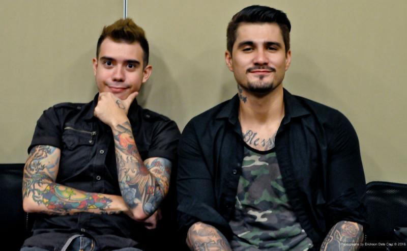 Photo Coverage: Sneak Peek at the Callbacks for AMERICAN IDIOT Manila Premiere