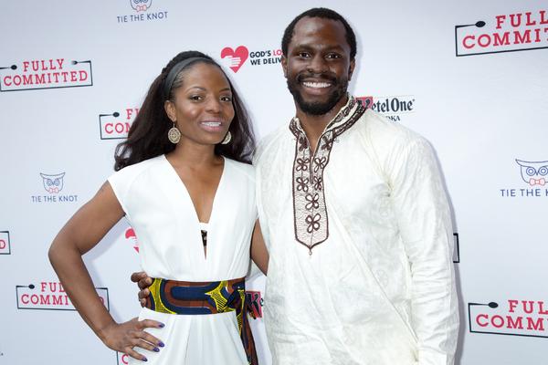 Marsha Stephanie Blake, Gbenga Akinnagbe