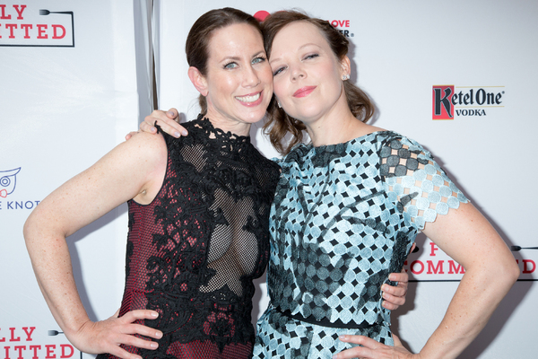 Photo Coverage: On the Red Carpet for Opening Night of FULLY COMMITTED with Eric Stonestreet, Bernadette Peters & More!
