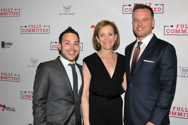 Patrick Catullo, Barbara Whitman and Jason Moore