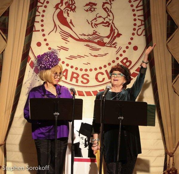 Mercedes Ellington & Kathy Conry