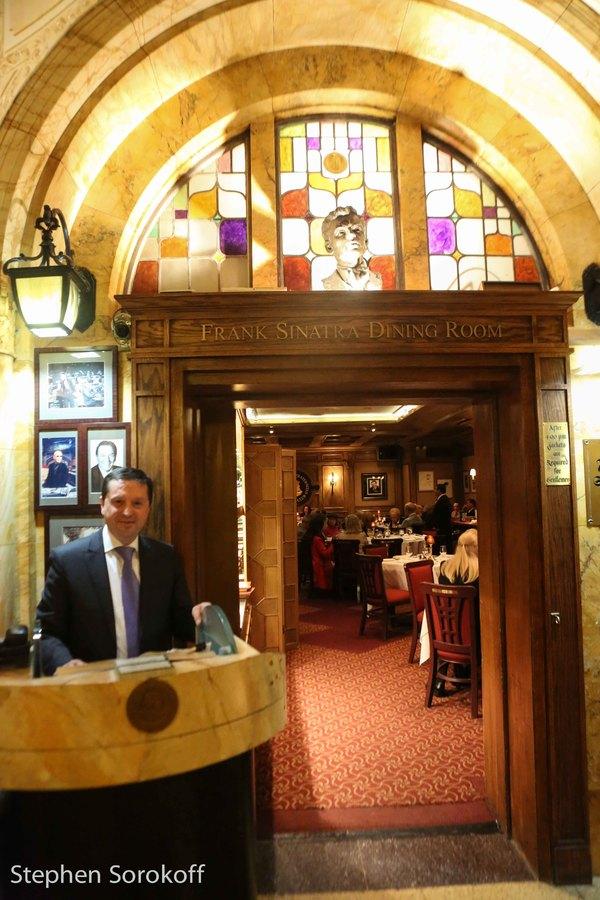 Frank Sinatra Dining Room