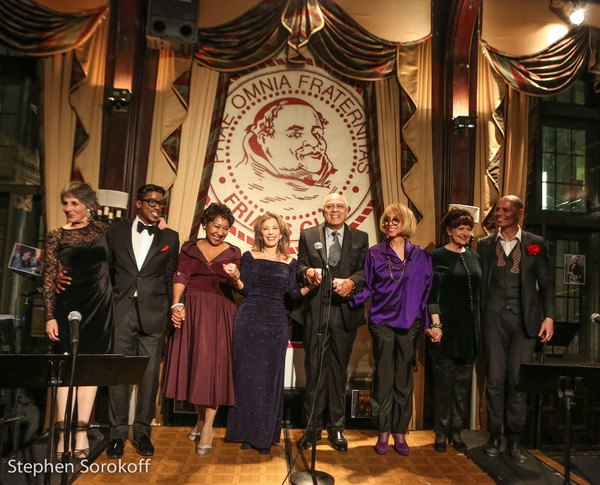 Loni Ackerman, Dezhon Fields, Andrea Frierson, Judi Mark, Larry Marshall, Mercedes Ellington, Kathy Conry, Alex Cowings