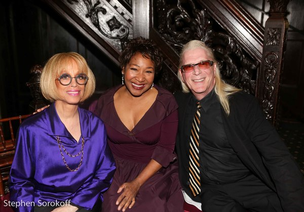 Mercedes Ellington, Andrea Frierson, Ron Abel