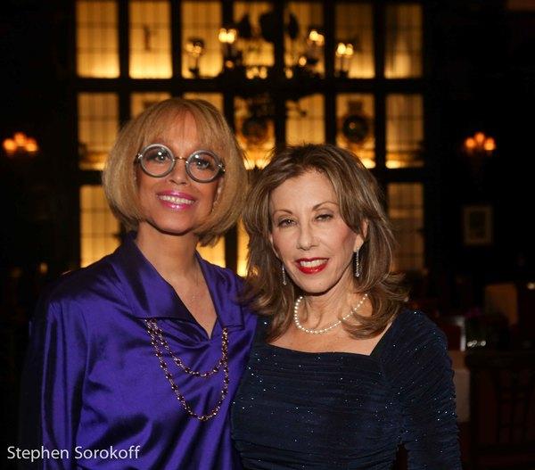 Mercedes Ellington & Judi Mark Photo