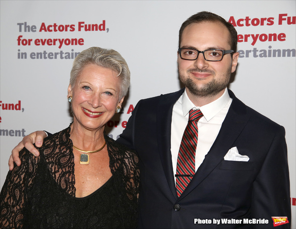 Photo Coverage: Broadway's Best Turn Out to Honor Michael Douglas, Casey Nicholaw & More at 2016 Actors Fund Gala