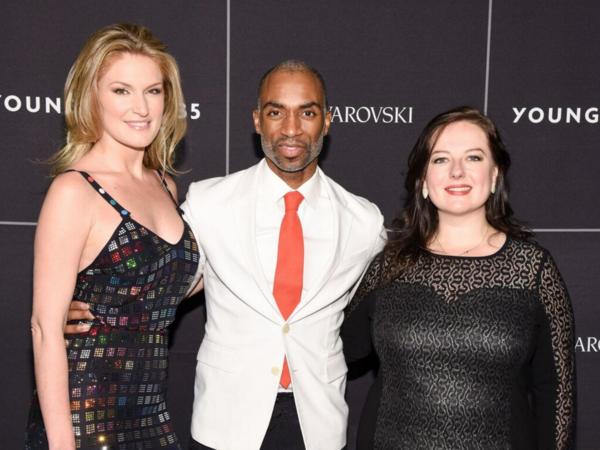 Sarah Arison, Desmond Richardson, Zuzanna Szadkowsk Photo