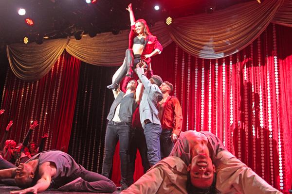 Photo Flash: Paula Abdul, Dick Van Dyke and More at Professional Dancers Society's 2016 Gypsy Awards
