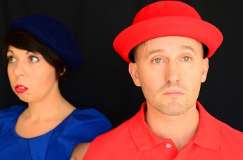 BWW Review: Breezy Date Night Fare VACANCY Prods Existentialist Metatheatrical Daydreams