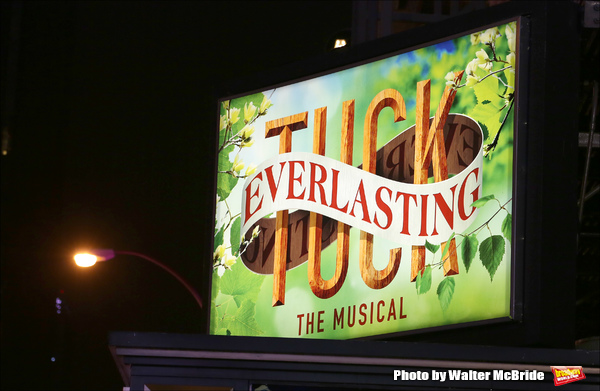 Photo Coverage: The Tucks Have Arrived! Go Inside TUCK EVERLASTING's Opening Night Bows