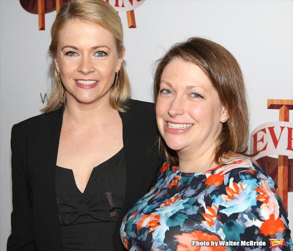 Melissa Joan Hart and sister