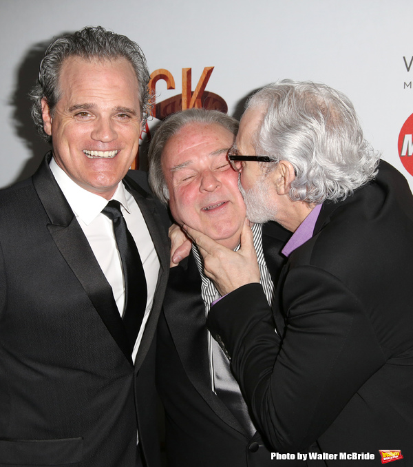 Michael; Park, Fred Applegate and Terrence Mann
