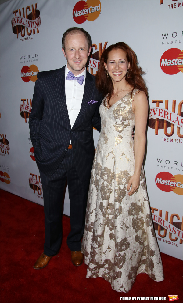 Justin Patterson and Heather Parcells  Photo