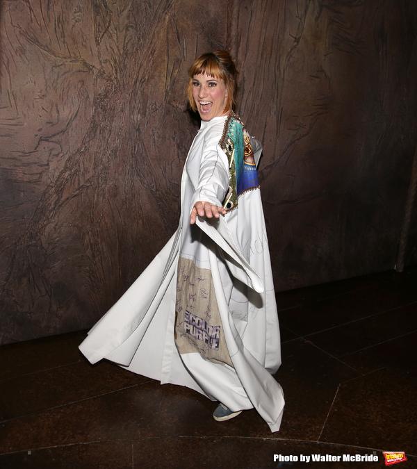 Photo Coverage: Inside the TUCK EVERLASTING Gypsy Robe Ceremony!