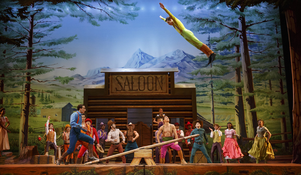 Photo Flash: Cirque du Soleil Soars on Broadway with PARAMOUR; First Look at Dazzling Production!